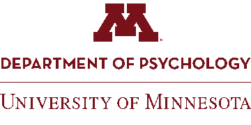 University of Minnesota, Department of Psychology logo