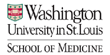 Washington Univeristy School of Medicine logo