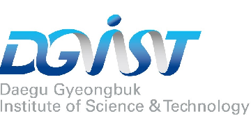 Dgist(Daegu Gyeungbuk Institute of Science and Technology) logo