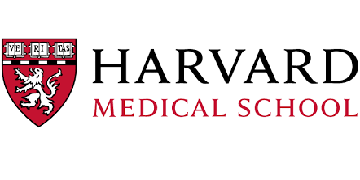Harvard Medical School, Massachusetts General Hospital, and Mass Eye and Ear logo