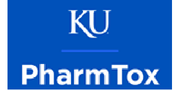 Department of Pharmacology & Toxicology, University of Kansas logo