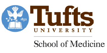 Tufts University School of Medicine logo