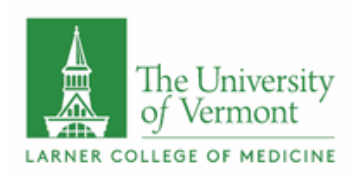Go to University of Vermont Larner College of Medicine profile