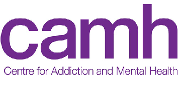 The Centre for Addiction and Mental Health logo