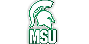 Michigan State Univ logo